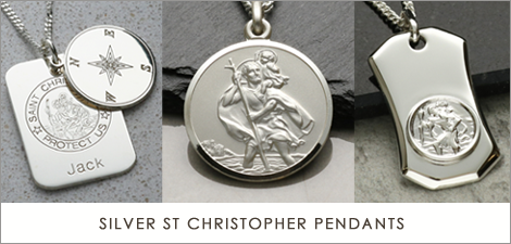 Silver St Christophers