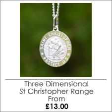 Three Dimensional St Christopher Range