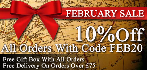 10 percent Off with Code FEB20